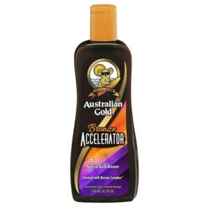 Australian Gold Bronze Accelerator pruunistajatega losjoon (250 ml) 1/1