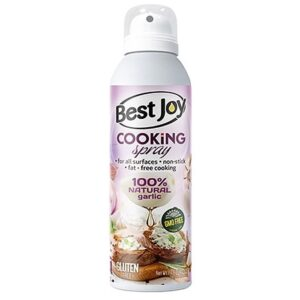 Best Joy Cooking Spray 100% Garlic küpsetussprei, Küüslaaugu (250 ml) 1/1