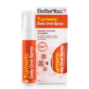 Better You Turmeric Daily Oral Spray kurkumi suukaudne sprei (25 ml) 1/1