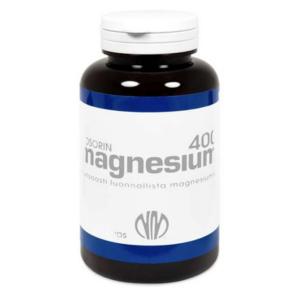 Biosorin Magneesium 400 mg kapslid (120 tk) 1/1