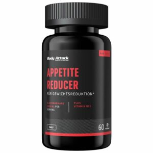 Body Attack Appetite Reducer Men kapslid (60 tk) 1/1