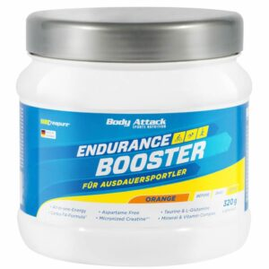 Body Attack Endurance Booster, Sidruni (320 g) 1/1