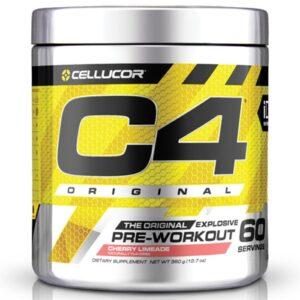 Cellucor C4 Original Pre-Workout, Cherry Limeade (60 serveeringut) 1/1