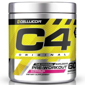 Cellucor C4 Original Pre-Workout, Watermelon (60 serveeringut) 1/1