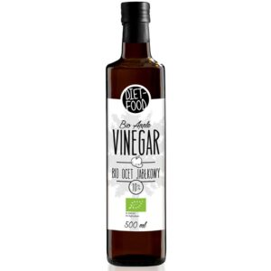 Diet Food Bio Apple Vinegar 10% õunaäädikas (500 ml) 1/1