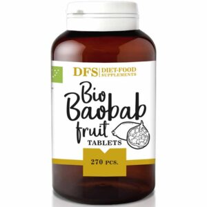 Diet Food Bio Baobab Fruit tabletid (270 tk) 1/1