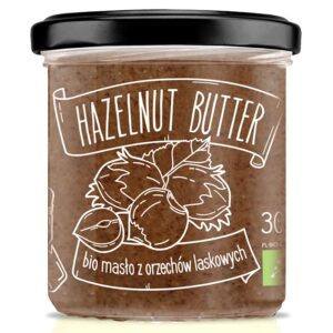 Diet Food Bio Hazelnut Cream metsapähklikreem (300 g) 1/1