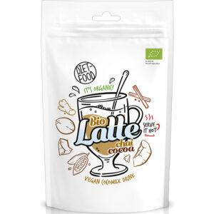 Diet Food Bio Latte Cocoa Chai laktoosivaba Latte Chai kakaojook (200 g) 1/1
