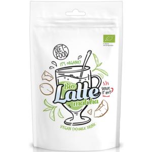 Diet Food Bio Latte Matcha laktoosivaba Latte Matcha jook (200 g) 1/1