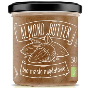 Diet Food Bio Natural Almond Cream mandlikreem (300 g) 1/1