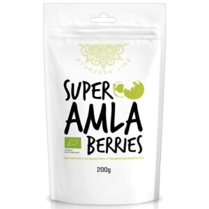 Diet Food Bio Super Amla Berries orgaaniline Amla tikri pulber (200 g) 1/1