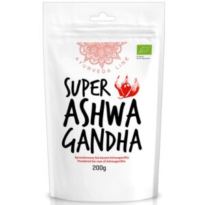 Diet Food Bio Super Ashwagandha pulber (200 g) 1/1