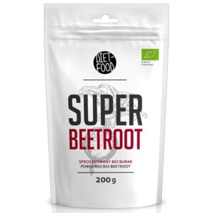 Diet Food Bio Super Beetroot punapeedi pulber (200 g) 1/1