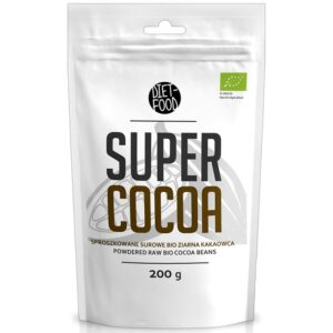 Diet Food Bio Super Raw Cocoa toorkakao pulber (200 g) 1/1