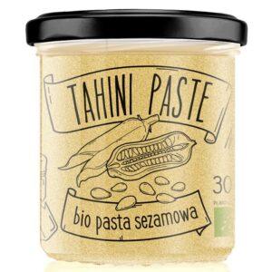 Diet Food Bio Tahini pasta orgaaniline seesamiseemnepasta (300 g) 1/1