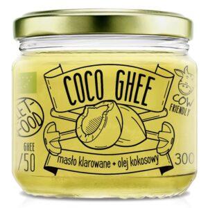 Diet Food CocoGhee 50% Ghee + 50% mahe kookosõli (300 g) 1/1