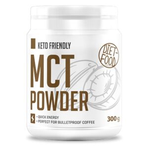 Diet Food MCT kookosõli pulber (300 g) 1/1