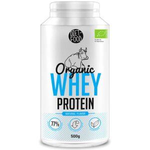 Diet Food Organic Whey Protein orgaaniline vadakuvalgupulber (500 g) 1/1