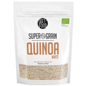 Diet Food Super Grain Bio Quinoa White valge kinoa (400 g) 1/1