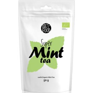 Diet Food Super Mint Tea orgaanilised piparmündilehed (50 g) 1/1