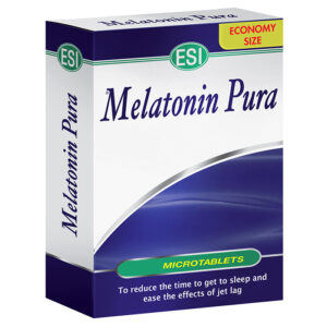 ESI Melatonin Pura melatoniini tabletid (120 tk) 1/1