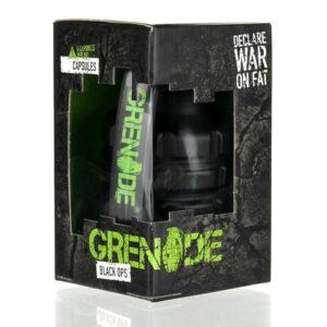 Grenade Black Ops rasvapõletuskapslid meestele (100 tk) 1/1