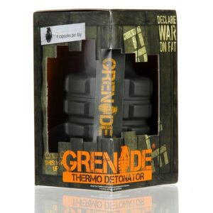 Grenade Thermo Detonator rasvapõletuskapslid (100 tk) 1/1
