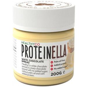 HealthyCo Proteinella, Valge šokolaadi (200 g) 1/1