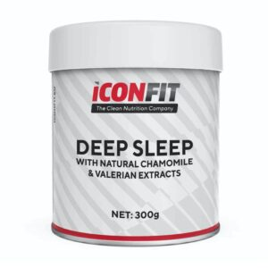 ICONFIT Deep Sleep, Cranberry (320 g) 1/1