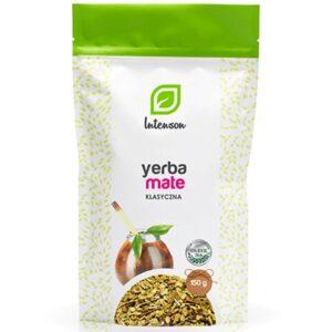 Intenson Yerba Mate Energy tee zenzenni ja guaraanaga (150 g) 1/1