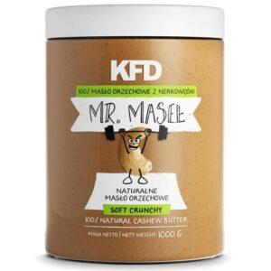 KFD 100% india pähklivõi, Soft crunchy (1000 g) 1/1