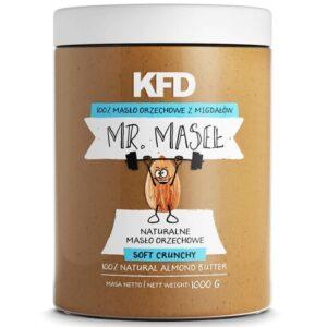 KFD 100% mandlivõi, Soft Crunchy (1000 g) 1/1