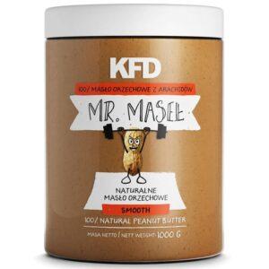 KFD maapähklivõi, Smooth (1000 g) 1/1
