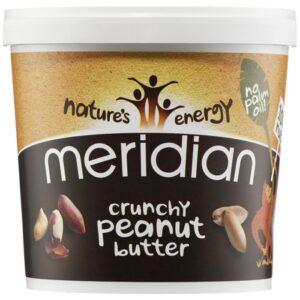 Meridian Foods maapähklivõi, Crunchy (1 kg) 1/1
