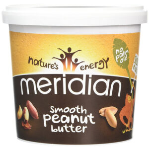 Meridian Foods maapähklivõi, Smooth (1 kg) 1/1