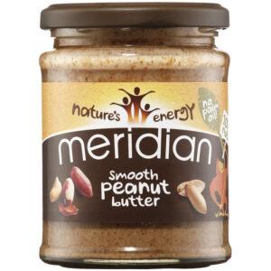 Meridian Foods maapähklivõi, Smooth (280 g) 1/1