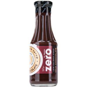 Mr. Djemius ZERO madala kalorsuse-ja rasvasisaldusega siirup, Piimašokolaadi (330 ml) 1/1