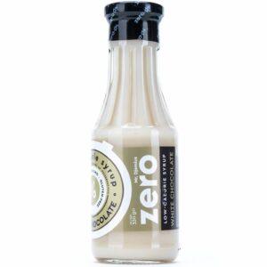 Mr. Djemius ZERO madala kalorsuse-ja rasvasisaldusega siirup, Valge šokolaadi (330 ml) 1/1