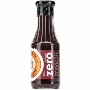Mr. Djemius ZERO madala kalorsuse-ja rasvasisaldusega siirup, Šokolaad apelsiniga (330 ml). Parim enne 17.08.2019 1/1