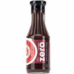 Mr. Djemius ZERO madala kalorsuse-ja rasvasisaldusega siirup, Šokolaad rummiga (330 ml) 1/1