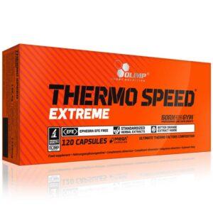 Olimp Thermo Speed Extreme rasvapõletuskapslid (120 tk) 1/1