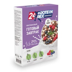 Protein Rex kõrge proteiinisisaldusega valmis hommikusöök, Metsmarja (250 g) 1/1