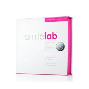 SmileLab hambaid valgendavad ribad S 30 min 14 päeva 1/2