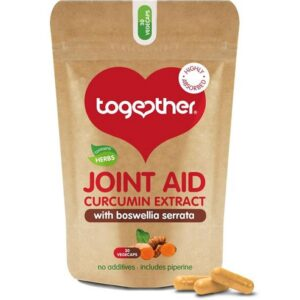 Together Health Joint Aid Herbal Complex kapslid kurkumi ja viirukipuuga (30 tk) 1/1
