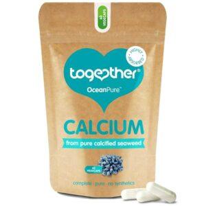 Together Health OceanPure™ naturaalne merevetikatest saadud kaltsiumi kapslid (60 tk) 1/1