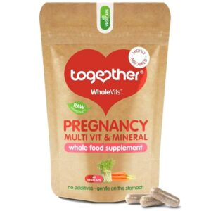 Together Health WholeVits™ Pregnancy Multi Vit & Mins kapslid (30 tk) 1/1