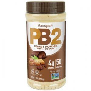 PB2 Foods maapähkli pulber 184g- shokolaadi 1/1