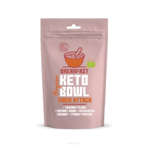 DIETFOOD Bio keto bowl – TIGER ATTACK 200 g 1/1