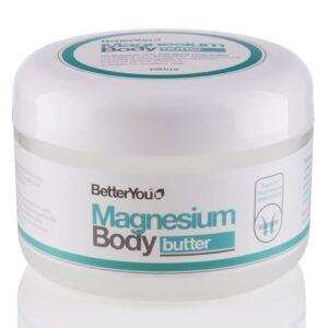 BetterYou Magnesium Body Butter magneesiumiõliga kehavõi (180 ml) 1/1