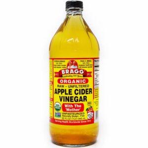Bragg Apple Cider Vinegar w/Mother orgaaniline siidriäädikas (946 ml) 1/1
